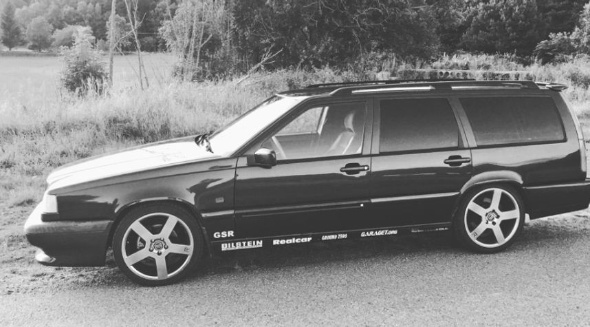 Main photo of Patrik Eriksson's 1997 Volvo 850