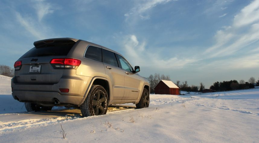 Main photo of William Byrd's 2014 Jeep Grand Cherokee
