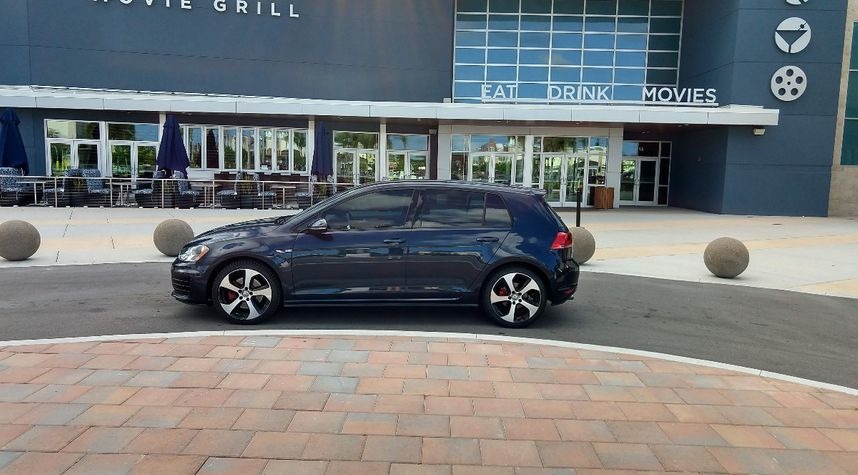 Main photo of Walter Moore's 2016 Volkswagen GTI