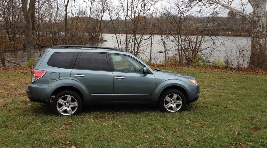 Main photo of Pat Johnson's 2010 Subaru Forester