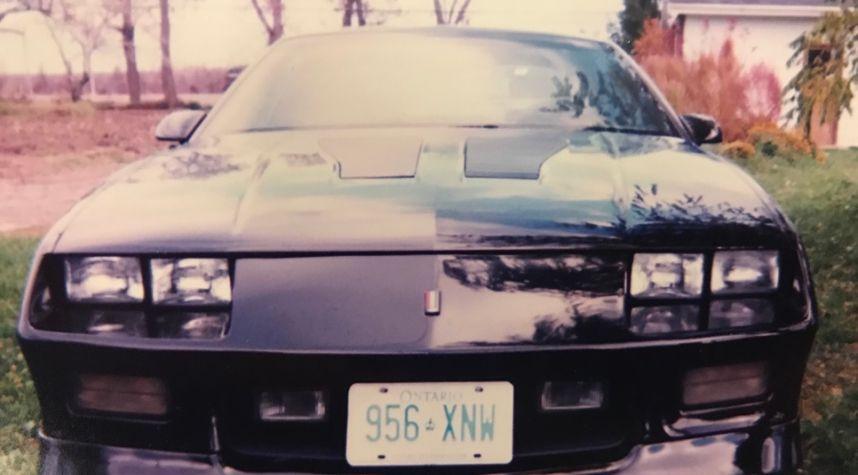 Main photo of Jim Pakeman's 1987 Chevrolet Camaro