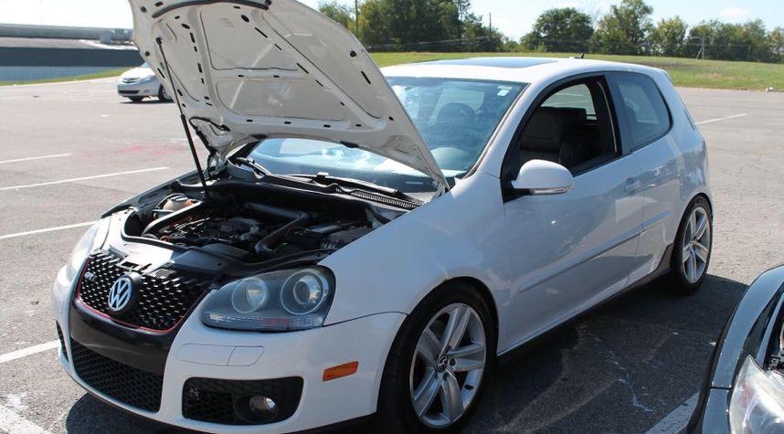 Main photo of Will Allen's 2006 Volkswagen GTI