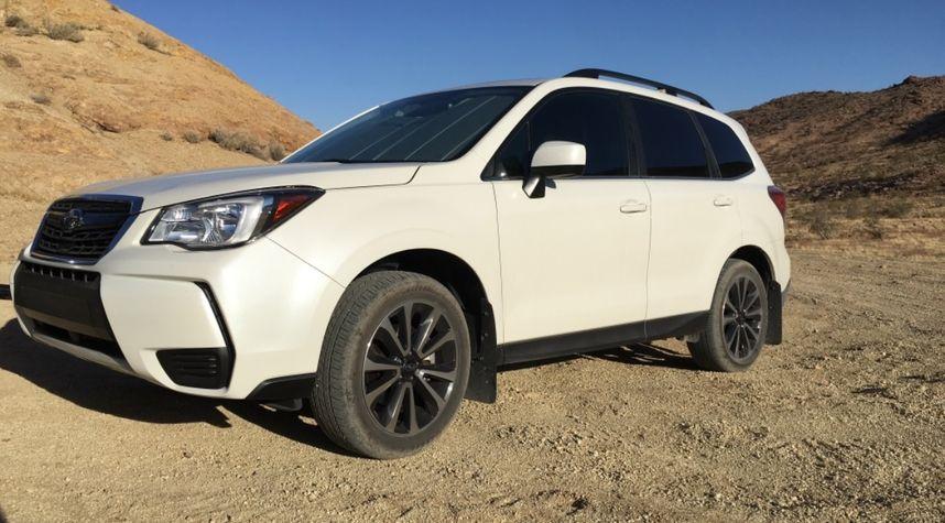 Main photo of Ryan Felix's 2017 Subaru Forester