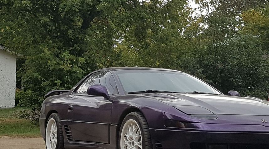 Main photo of Ryan Sterzuk's 1992 Mitsubishi 3000GT