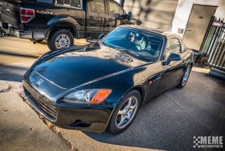 homepage tile photo for From Cars and Coffee this morning thanks to Meme Motorsports...