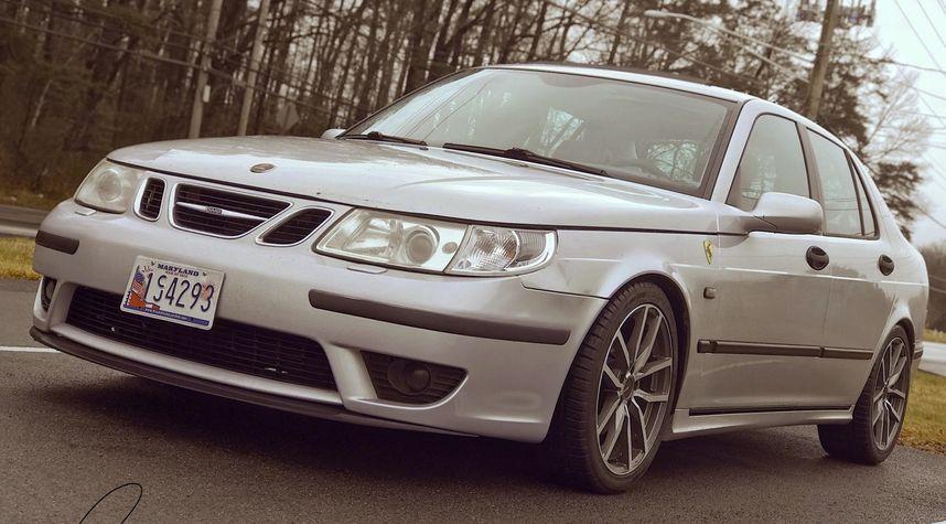 Main photo of Adonis Limes's 2004 Saab 9-5