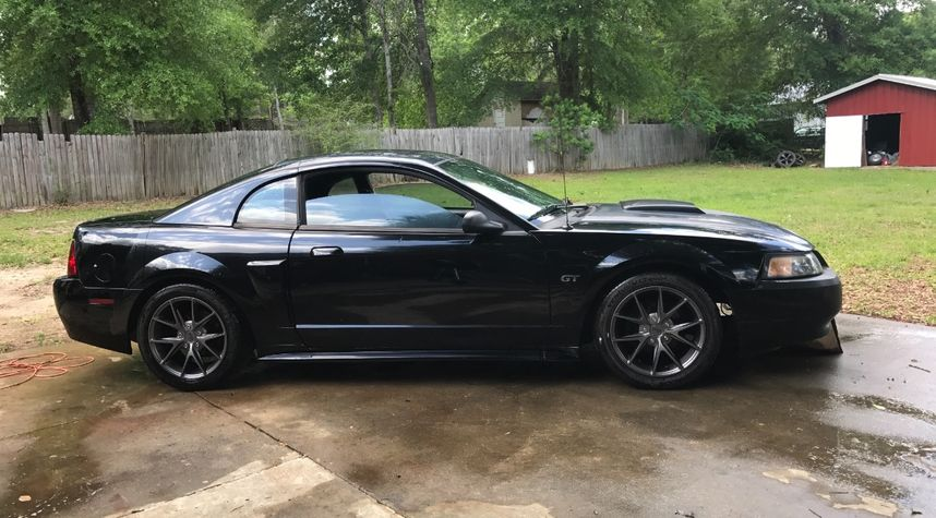 Main photo of Jeffery Welford's 2004 Ford Mustang