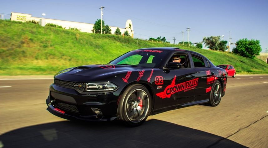 Main photo of Alex Williamson's 2017 Dodge Charger