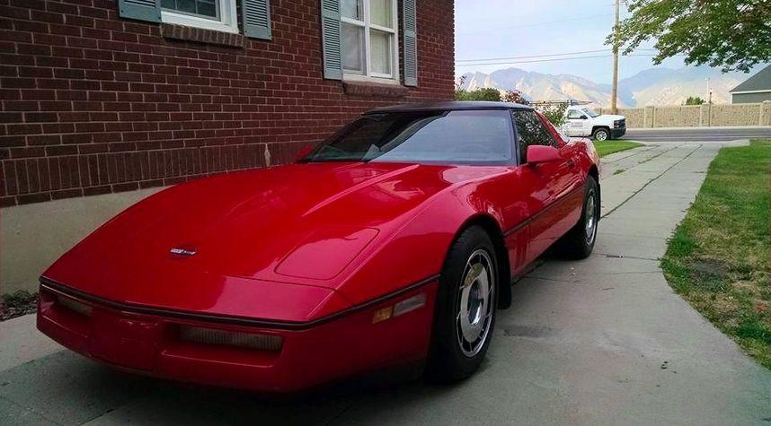 Main photo of Skyler Prescott's 1985 Chevrolet Corvette