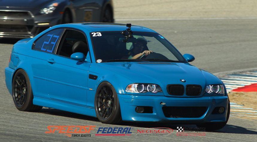 Main photo of Stephen Roth's 2001 BMW M3