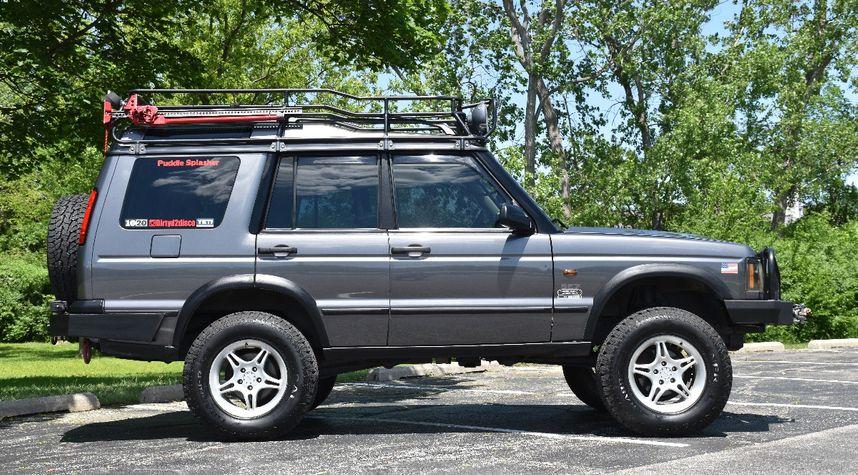 Main photo of Tom Kozel's 2003 Land Rover Discovery