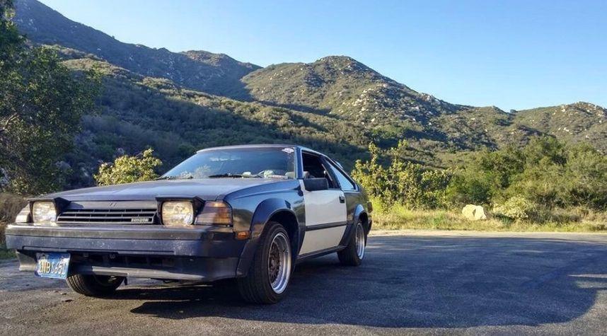 Main photo of Taylor Prewitt's 1985 Toyota Celica