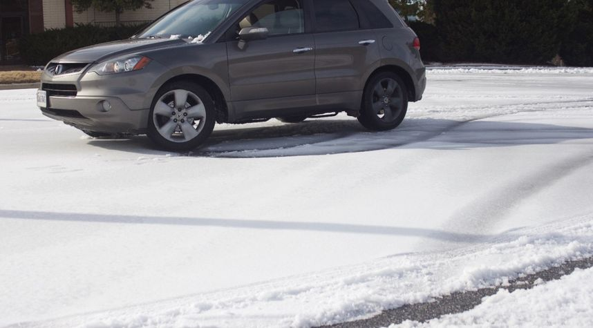 Main photo of Andrew Benjack's 2008 Acura RDX
