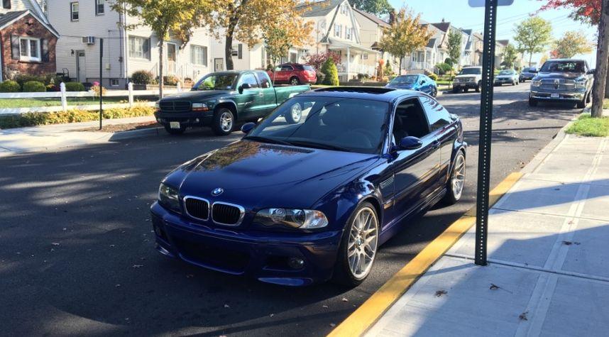 Main photo of Kyle Corino's 2005 BMW M3