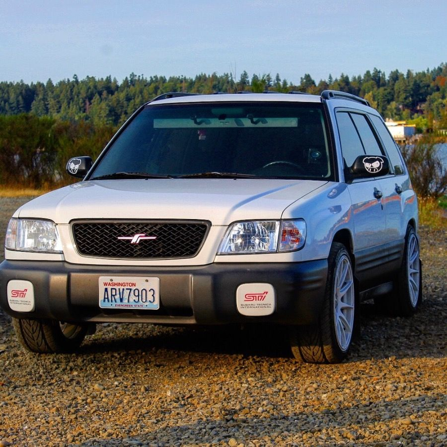 Get 2001 Subaru Forester Lift Kit