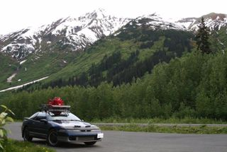 homepage tile photo for Drove 2200 miles to Alaska with zero issues in June; not bad...