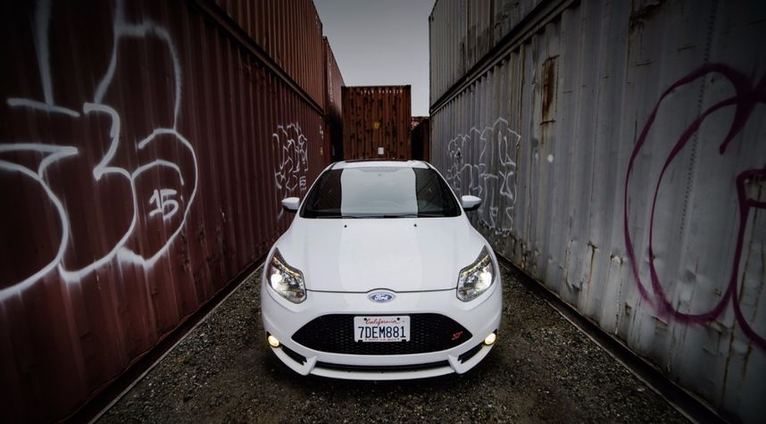 Main photo of Sam Sobel's 2014 Ford Focus ST