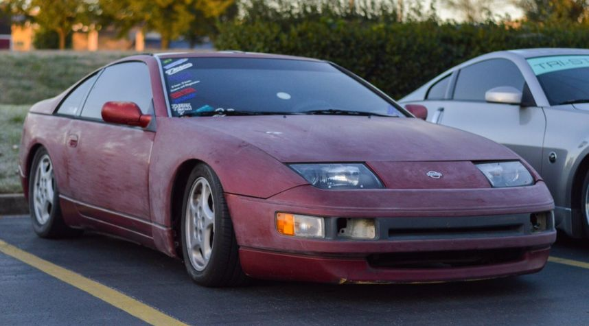 Main photo of Justin Duke's 1992 Nissan 300ZX