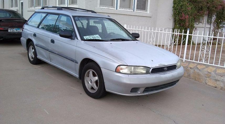 Main photo of Cecil Riggle's 1996 Subaru Legacy
