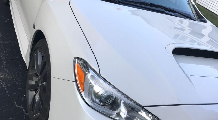 Main photo of Hunter Davis's 2016 Subaru WRX