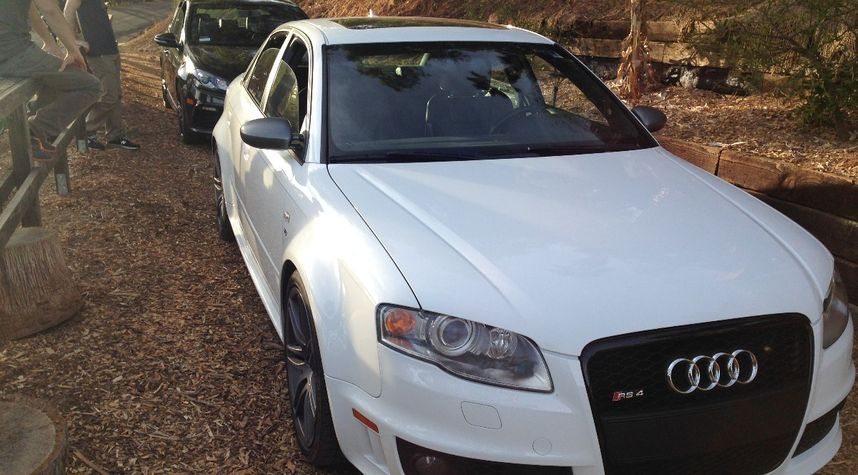 Main photo of Gabriel Anderson's 2008 Audi RS 4