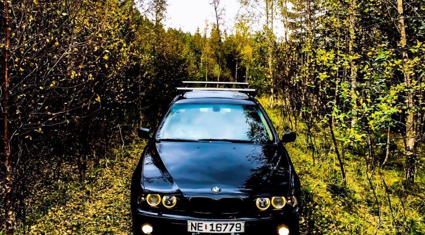 Main photo of Richard Wullum's 2001 BMW 5 Series