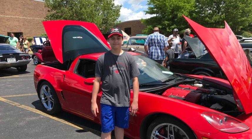 Main photo of Christopher Dykstra's 2008 Chevrolet Corvette
