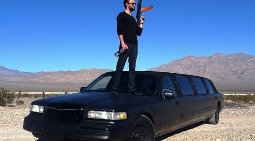 Main photo of Grant Liban's 1995 Lincoln Town Car