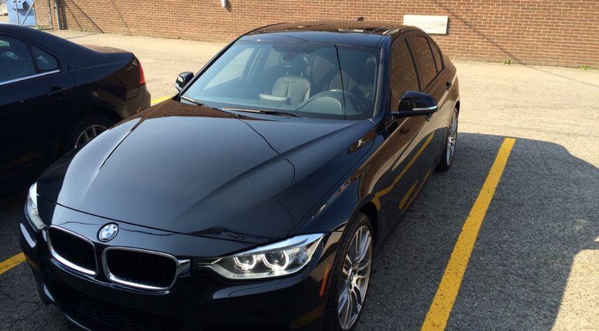 Main photo of ROB MACLENNAN's 2013 BMW 3 Series
