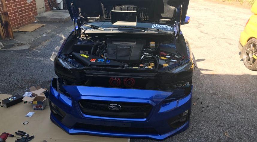 Main photo of Ederson Inaclang's 2016 Subaru WRX
