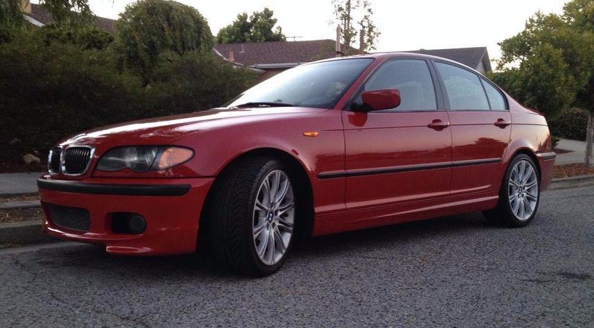 Main photo of Michael Martin's 2003 BMW 3 Series