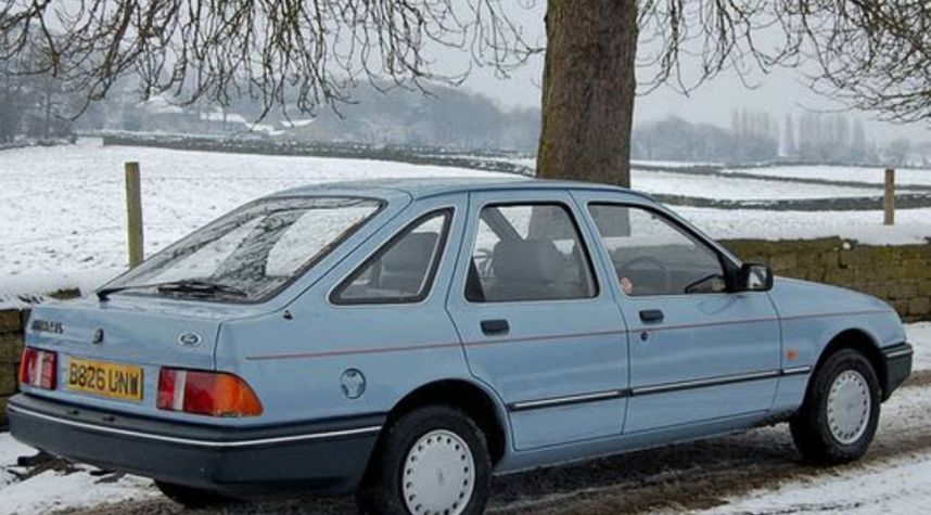 Main photo of Owen Whelan's 1985 Ford Sierra
