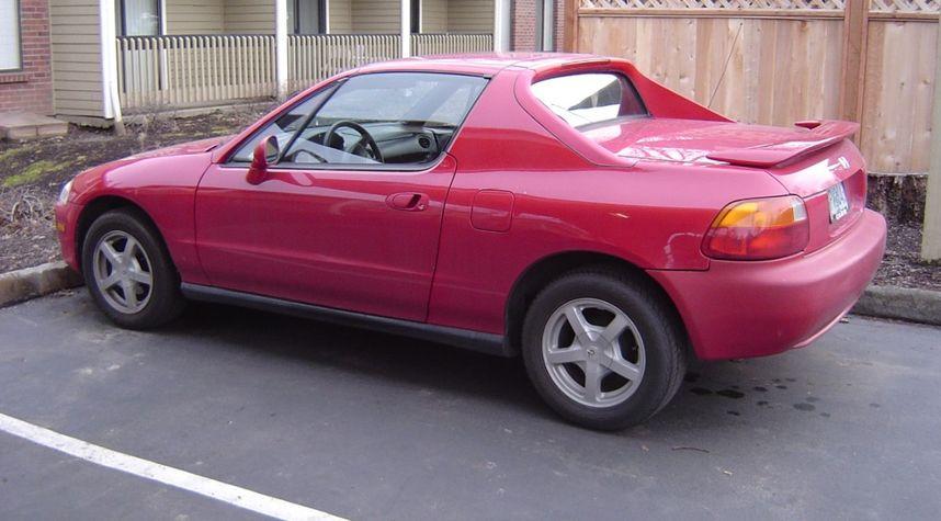 Main photo of Josh Reed's 1997 Honda Civic del Sol