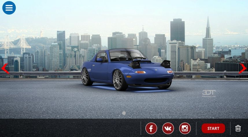Main photo of Senne Vissers's 1991 Mazda MX-5 Miata
