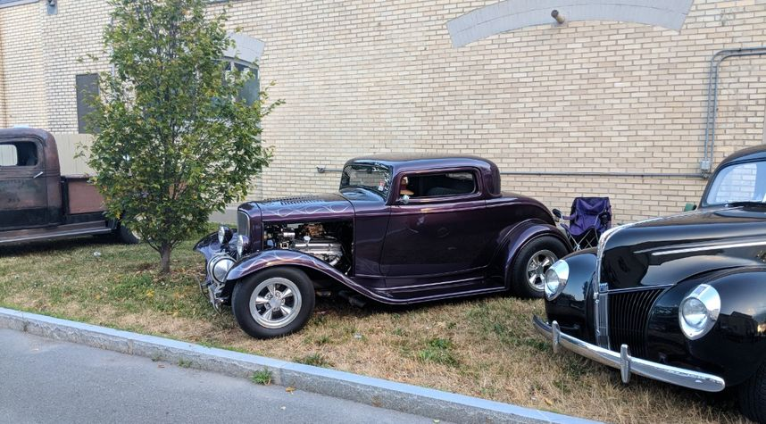 Main photo of James Parker's 1932 Ford Model B