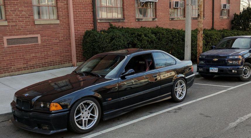 Main photo of John Butler's 1995 BMW M3