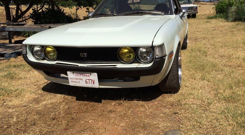 Main photo of Steve Vang's 1976 Toyota Celica