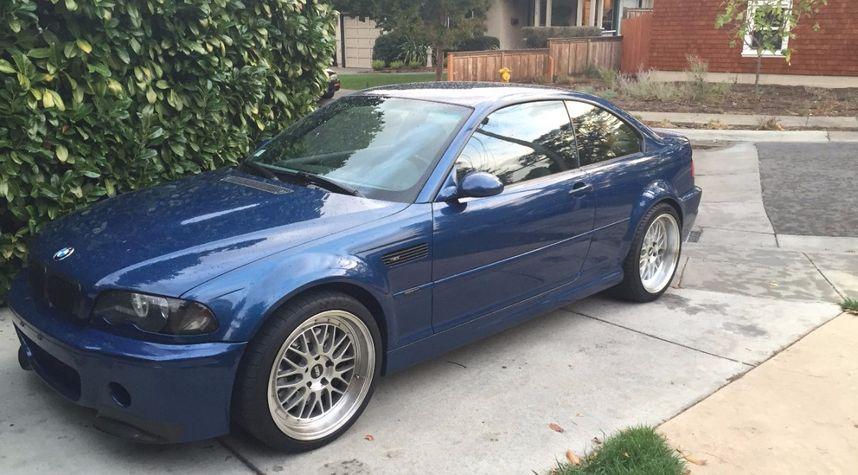 Main photo of Jonathan Heierle's 2002 BMW M3