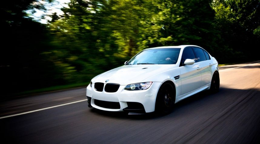 Main photo of Kyle Schindler's 2008 BMW M3