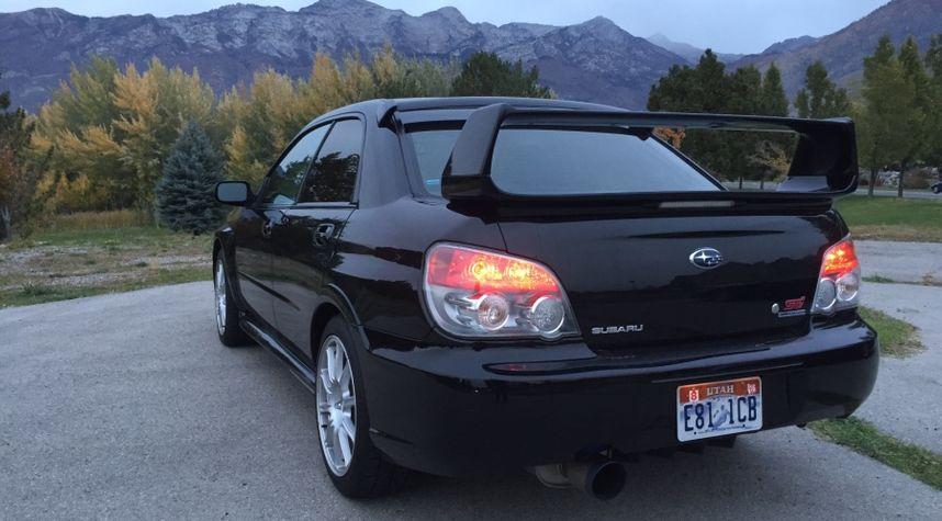 Main photo of Mark Mathieson's 2006 Subaru Impreza