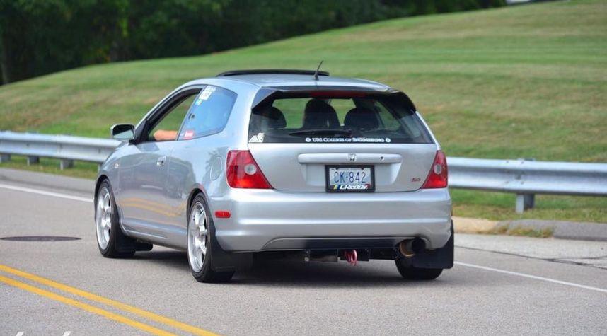 Main photo of George Donoyan's 2002 Honda Civic