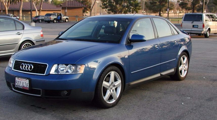 Main photo of Christopher Yulo's 2003 Audi A4