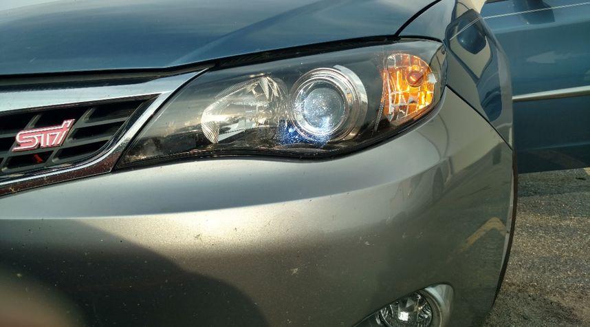 Main photo of Sean Obryan's 2008 Subaru Impreza