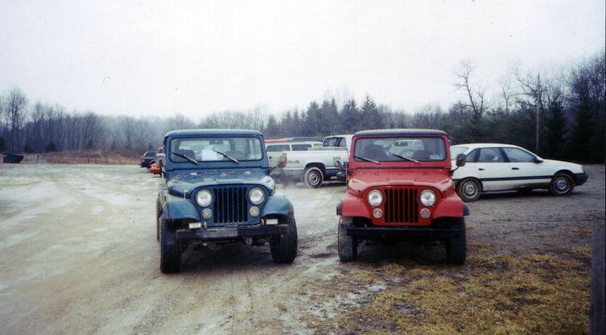 Main photo of Will Duderstadt's 1986 Jeep CJ-7