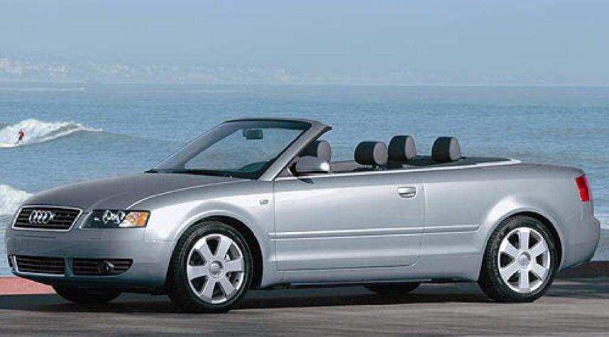 Main photo of Niko Gjoni's 2005 Audi A4