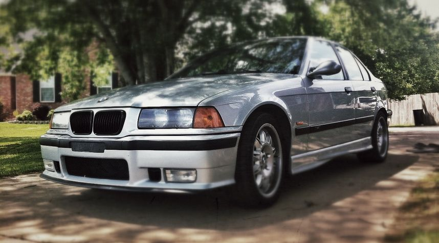 Main photo of Don Wright's 1997 BMW M3