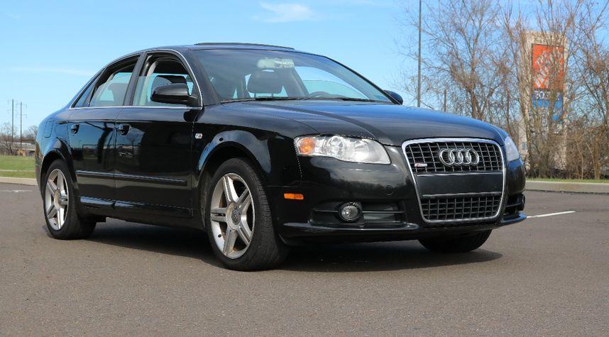 Main photo of Zack Hyatt's 2008 Audi A4