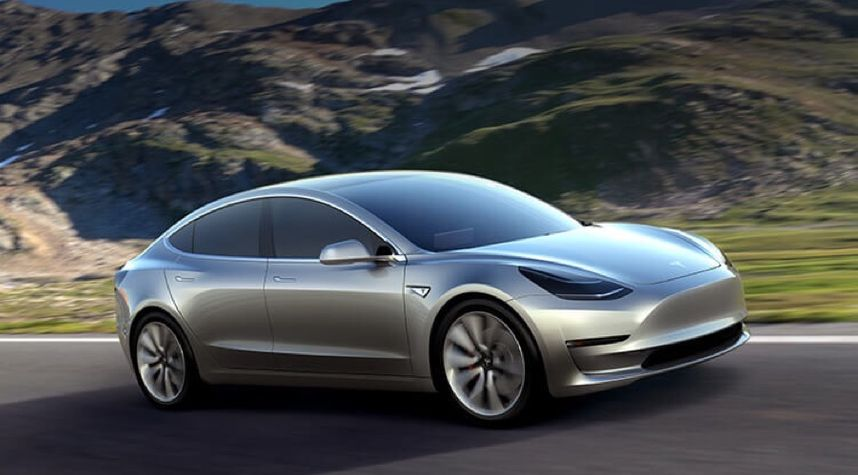 Main photo of John Irving's 2018 Tesla Model 3