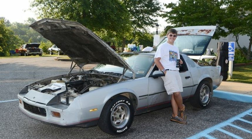 Main photo of Nathan Kendall's 1987 Chevrolet Camaro