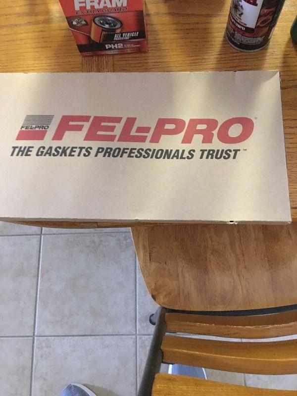 Fel-Pro VS50529R Valve Cover Set